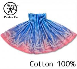 ボーゾー パウスカート パームリーフ BL-PK(Cotton100%)