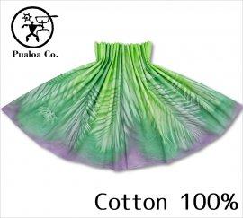 ボーゾー パウスカート リーフ グリーン(Cotton100%)