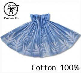 ボーゾー パウスカート ラウアエ-リーフ ブルー(Cotton100%)