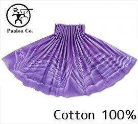 ボーゾー パウスカート パームリーフ パープル (Cotton100%)